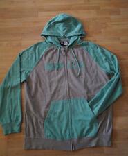 RipCurl Herren Jacke Kapuze Sweat Zip Hoodie Sweater Pullover Jacke Gr.L Wau!