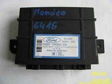 Steuergerät Zentralverriegelung FORD MONDEO I STUFENHECK (GBP) 1.6 I 16V