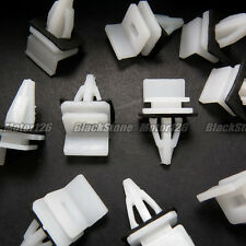 60 Pcs Side Skirt Sill Seal Panel Mounting Trim Clip For Honda Accord Civic CR-V