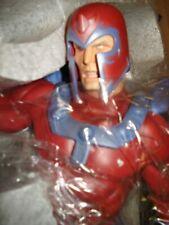 magneto comiquette sideshow statue #014 sweet condition 2006