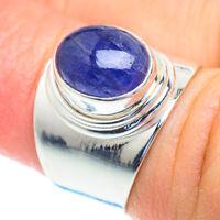 Lapis Lazuli 925 Sterling Silver Ring Size 5.5 Ana Co Jewelry R52902F