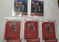 Deandre Hunter 2019-20 NBA Hoops RC Rookie Lot (5 Cards) INVEST