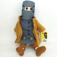 Ned Kelly plush soft toy doll Hand puppet