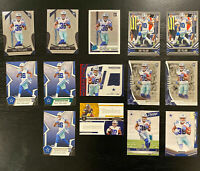 Tony Pollard 2019 Rookie Lot 14 Cards~Inserts Jersey/Patch SP Dallas Cowboys RC