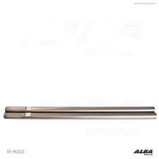 Yamaha Raptor 700 YFZ 450  Heavy Duty Stainless Steel Tie Rods   Alba Racing