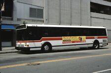 Cleveland Rta Flxible bus Kodachro 00006000 me original Kodak slide