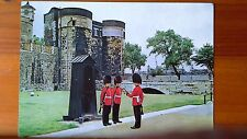 Tower Of London. Changing The Guard. Postcard.