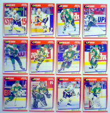 1990-91'S LOT OF 12 NORTH STARS CARDS