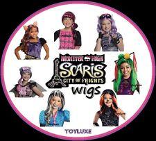 Monster High Scaris Wig Halloween Costume Dress Up Hair Play Head Wear Child New
