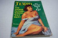 Tempo cheesecake magazine September 1956 Zahra Norbo   072812EL
