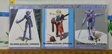 Bubblegum Crisis: Tokyo 2040 - Perfect Collection (DVD, 2002, 6-Disc Set)