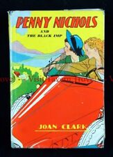 Goldsmith 1936 PENNY NICHOLS AND THE BLACK IMP Joan Clark of Nancy Drew