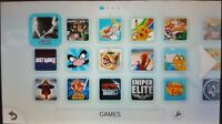 Wii U SD Card 64gb - USB HDD Ready Games (Not Loadiine) **Great X-mas Gift!!!**