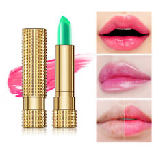 Aloe Vera Lipstick Primer Moisturizing Lip Care Temperature Color Changing Hot