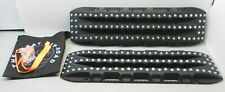 Pair 41 Snow Mud Steel Studded Recovery Tracks Off Road Rescue Boards Traction