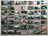 Remember Pearl Harbor 50th Anniversary of War WWII Trading Card Set (50) Tuff St
