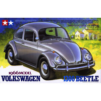Tamiya 24136 1966 Model Volkswagen 1300 Beetle 1/24