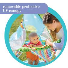 Summer Pop 'n Jump Portable Activity Center – Lightweight Baby Jumper with Toys