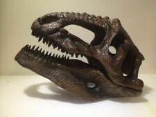 Indoraptor Dinosaur Skull Resin Allosaurus Jurrasic World Indominus T-rex