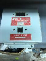E-mon D-mon A.C. Kilo Watt Hour Meter :4801600-D , 4-Wire, 277/480, 1600 (a4)