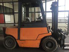 4 Tonnen Gabelstapler Diesel-Stapler Still R70 40 Dieselgabelstapler Vollkabine