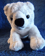 *1910b*  Polar bear cub - Sea World Gold Coast, Australia - 2004 - 15cm - plush