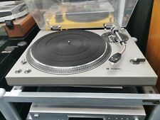 More details for technics sl150 direct drive turntable with sme 3009 tonearm + new cartridge
