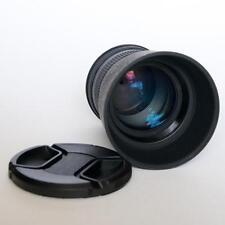 Objectifs manuels pour appareil photo et caméscope 85 mm