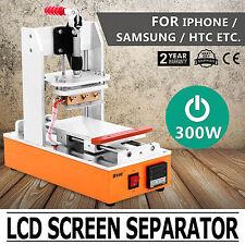 LCD SCREEN SEPARATOR GLUE REMOVE MACHINE CLEAR ADHESIVE REPAIR TOOL SAMSUNG