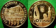 50 Bani 2019 *NEW* Revolution UNC Commemorative Coin Romania Low Shipping!