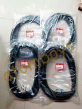 HONDA CRV CR-V SPORT RD1 RD2 RD3 4 DOOR SEAL RUBBER WEATHERSTRIP 98 99 20 21