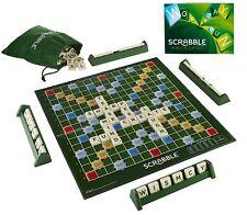 Lehrreich Spiele Original Scrabble Kompakt Legespiele Kinderspiele Spielzeug NEU