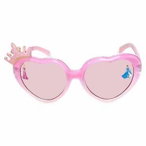 Disney Store Princess Heart-Shaped Sunglasses, 100% UVA UVB