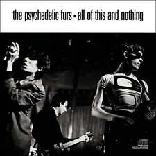 PSYCHEDELIC FURS : ALL OF THIS & NOTHING (CD) sealed