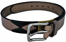 Cintura Unisex Marrone La Martina Belt Unisex Brown
