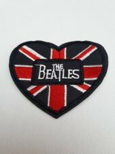 patch, the beatles, 6cm , brodé et thermocollant