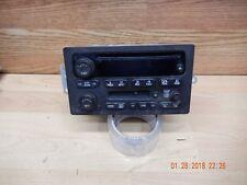 05 SILVERADO SIERRA SLE AVALANCHE YUKON 6 disk radio cd player  #308