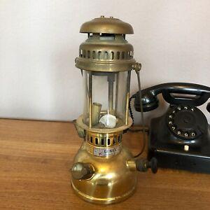 Geniol 150 CP Germany Petroleumlampe 150CP Automatic wie Petromax Laterne Lampe