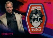 2018 Topps Star Wars Solo Movie Manufactured Patch Pink #MP-BH Beckett 10/99