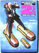 Dvd Una Pallottola spuntata 2 1/2 - L'odore della paura di David Zucker Usato
