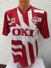 1. FC Kaiserslautern Trikot 1991/92 S M uhlsport Heim Shirt Jersey OKI Camiseta