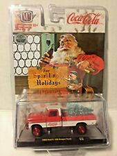 M2 MACHINES CHASE 1/750 COCA-COLA 1969 FORD F-100 RANGER TRUCK CHASE