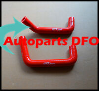 FOR NISSAN PATROL SILICONE BREATHER HOSE GQ TB42S ENGINE RED