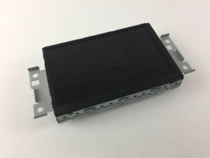 Z1527 VOLVO XC60 14-17 DISPLAY SCREEN 31382065AE