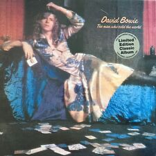 David Bowie  - The man who sold the world(LTD. 180g Simply Vinyl),1999