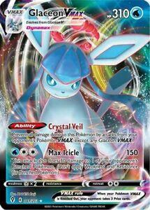 (Digital Card) Glaceon VMAX Pokemon TCG Online PTCGO 041/203