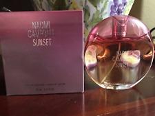 NAOMI CAMPBELL SUNSET women perfume femme 2.5 fl.oz  EAU DE TOILETTE SPRAY 75ml