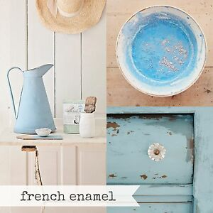 Miss Mustard Seed's Milk Paint - French Enamel - Sample Size furniture painting