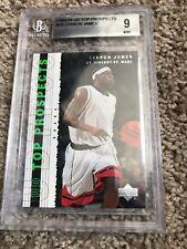2003 Upper Deck Lebron James #55 Basketball Card