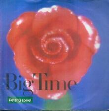 "7"" Peter Gabriel/Big Time (Genesis) D"